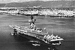 USS Intrepid (CVS-11) at Kingston, Jamaica c1965.jpg