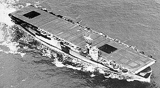 USS <i>Ommaney Bay</i> Casablanca-class escort carrier of the US Navy