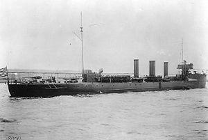 USS Terry (DD-25)