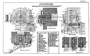 4.7 inch Gun M1906 - Breech mechanism