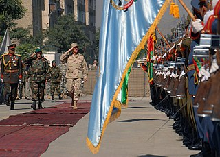Combined Security Transition Command – Afghanistan Military unit