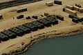 US Navy 100221-N-9643W-002 An aerial view of the White Beach logistical compound established by Sailors assigned to Amphibious Construction Battalion (ACB) 2 at Varreoux Beach in Port-au-Prince, Haiti.jpg