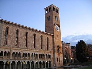 University of Western Australia - Winthrop Hall is the most prominent landmark on the main UWA campus.