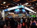 Ubisoft booth, Taipei Game Show 20180127.jpg
