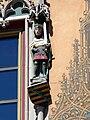 Ulm Rathaus - Kurfürst von Sachsen.jpg