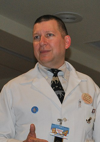 Samuel Conway - Dr. Conway at Anthrocon in 2012