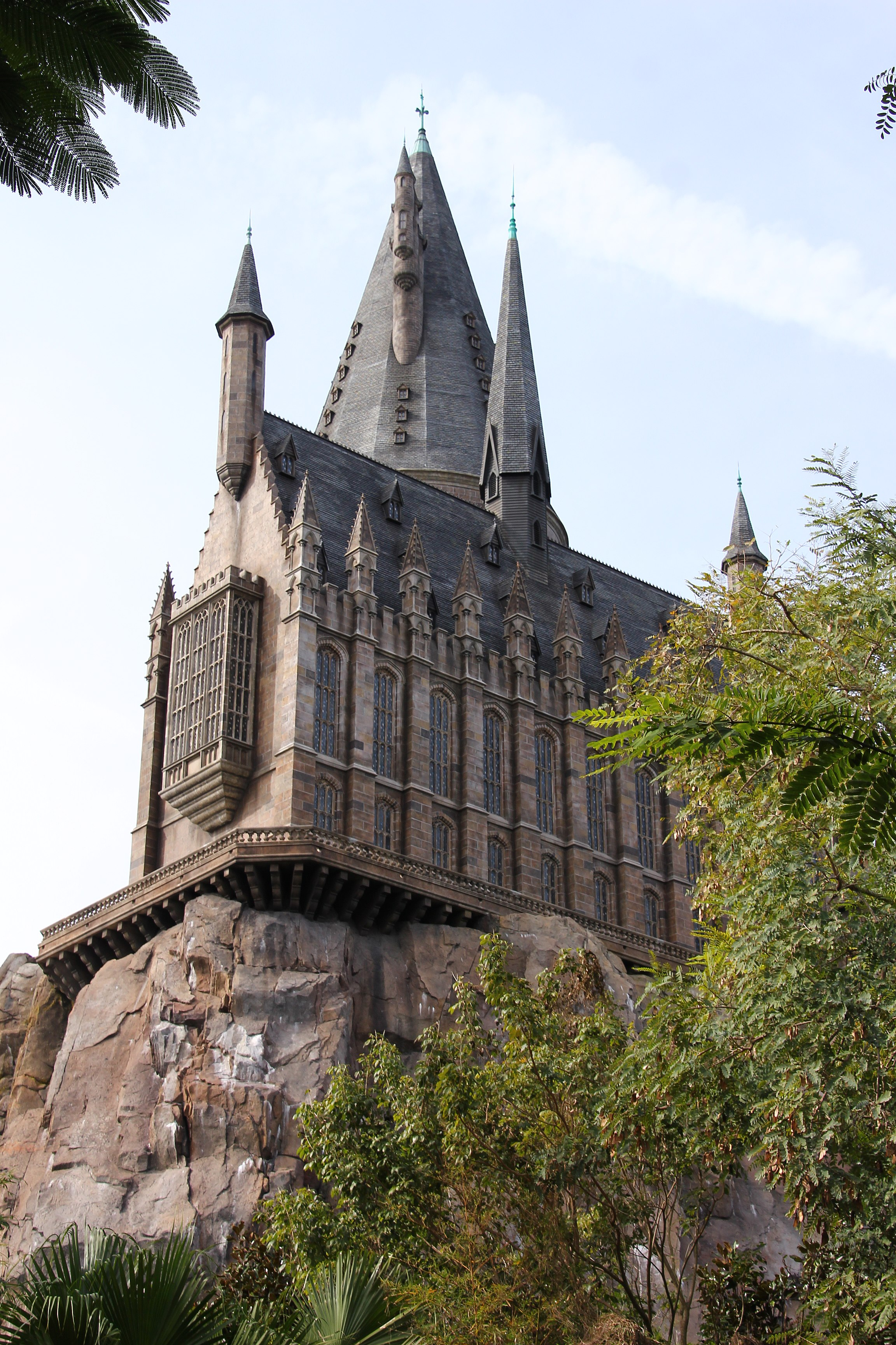 Datei Universal Islands Of Adventure Harry Potter Castle 9188 Jpg Wikipedia