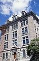 Université McGill, Macdonald-Harrington, 815, rue Sherbrooke Ouest, Montréal façade, pierre 11-d.na.civile-91-581.jpg