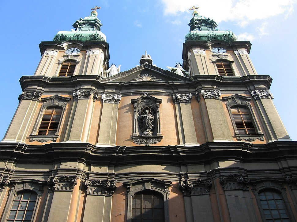 University Church (Egyetemi templom), Budapest