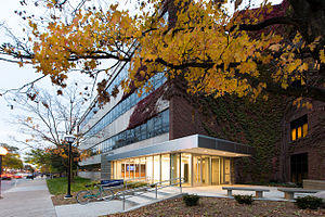 University of Michigan College of Pharmacy - College of Pharmacy Building