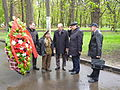 Unveiling of the monument to the nurses. Memorial park 04.JPG