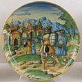 Urbino, bottega dei fontana, ritorno degli ebrei a gerusalemme, 1550-60 ca..JPG