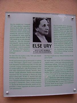 Else Ury
