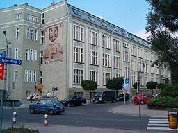 Rådhuset i Racibórz.