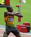 Usain Bolt in 2012