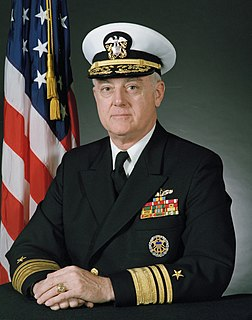 John A. Baldwin Jr. vice admiral of the United States Navy active during much of the Cold War