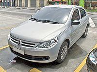VW Gol 2009 front.jpg