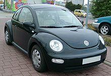La New Beetle del 1999
