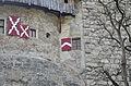 Vaduz - 31032014 - Painted window shutters on the Vaduz castle 1.jpg