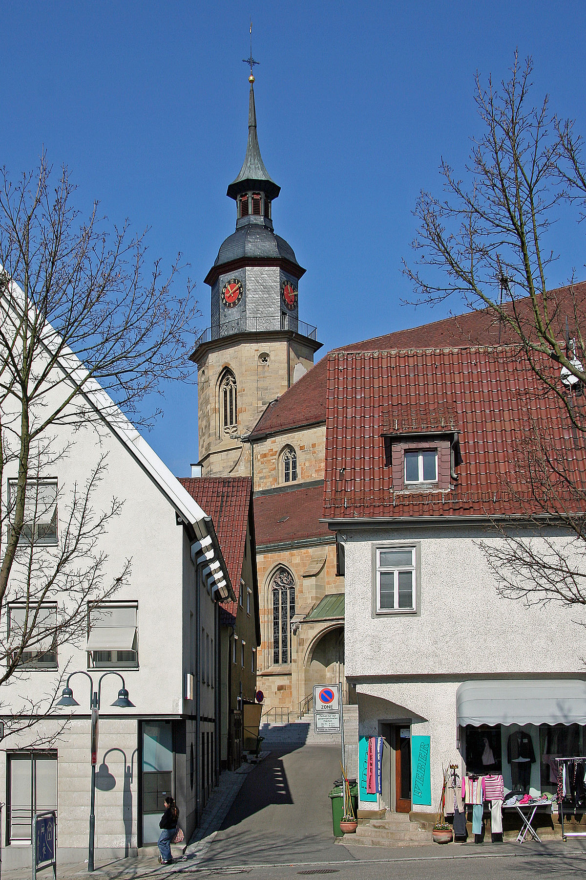 stadtkirche vaihingen an der enz wikipedia. Black Bedroom Furniture Sets. Home Design Ideas