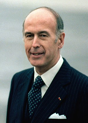 President of France - Image: Valéry Giscard d'Estaing 1978(3)
