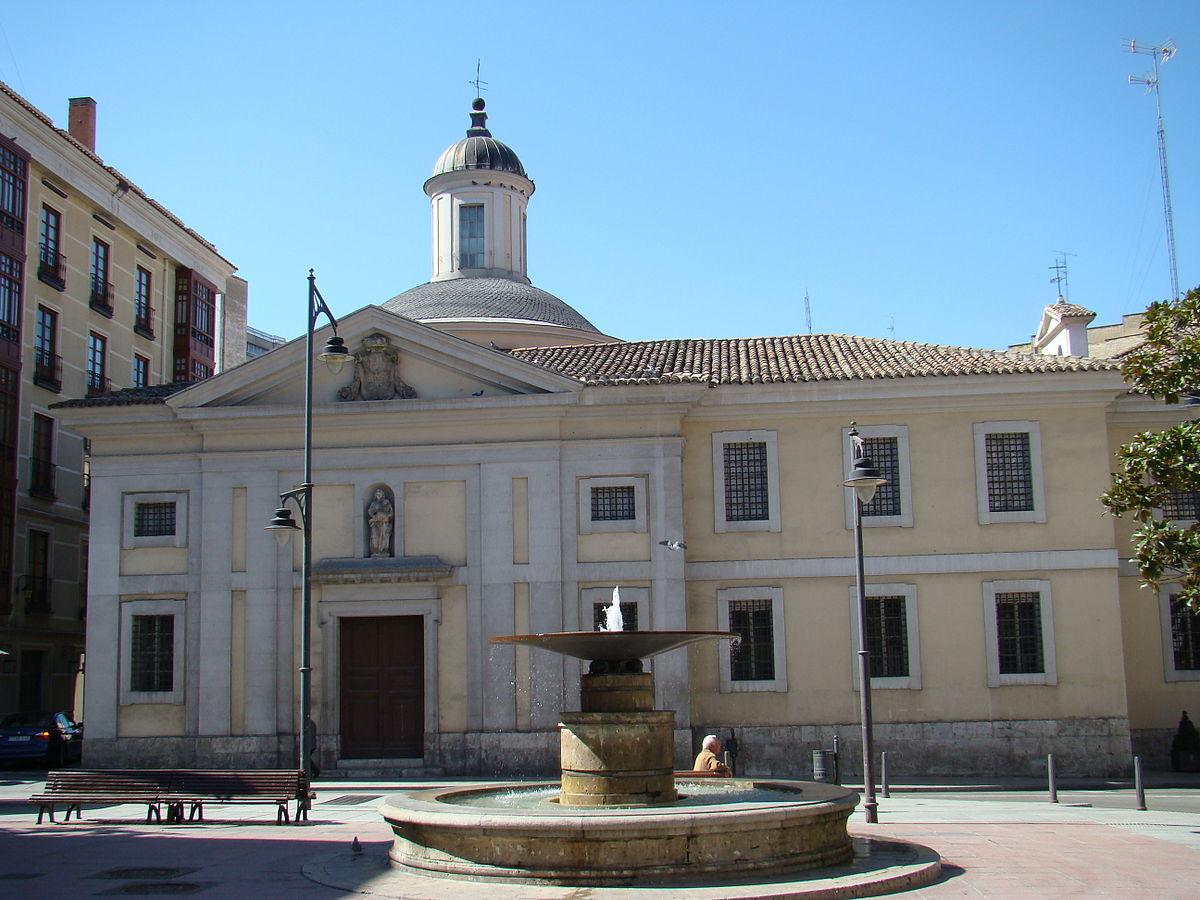 Monasterio de mujeres wikipedia la enciclopedia libre - Santa ana valladolid ...