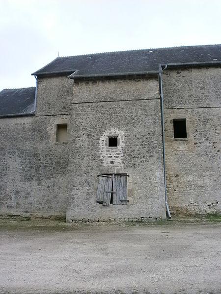 Valognes, Manoir du Haut-Gallion