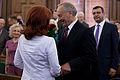 Valsts prezidenta inaugurācijas pasākumi Saeimā (5914994324).jpg