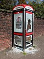 Vandalised Phone Box - geograph.org.uk - 397199.jpg
