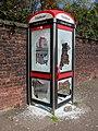 Vandalised Phone Box - geograph.org.uk - 397199.jpg