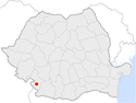 Vanju Mare in Romania.png