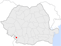 Vanju Mare in Romania.png