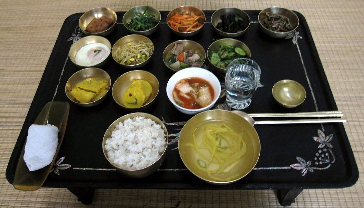 North Korean cuisine - Wikipedia