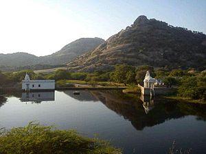 Velar, Rajasthan - Velar Lake