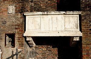 Arca di Marino Morosini