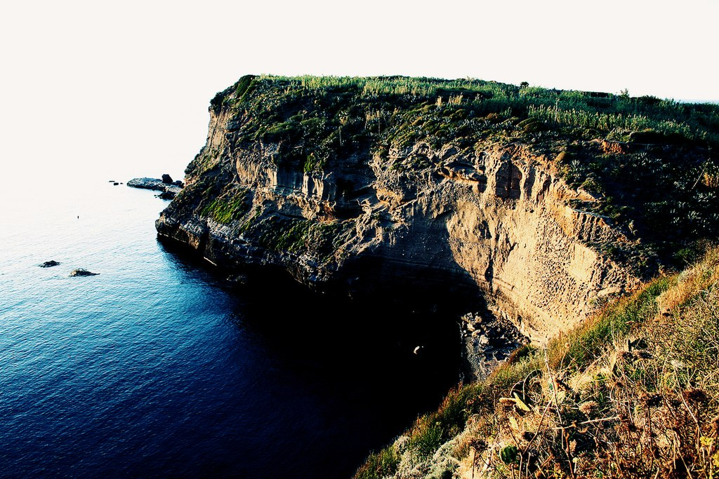 Ventotene isola