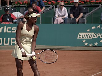 2005 WTA Tour - Venus Williams' Wimbledon triumph was her first singles Grand Slam trophy since 2001.