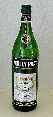 フランスのヴェルモット、ノイリー・プラット
