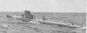 Finnish submarine Vesihiisi - Image: Vesihiisi