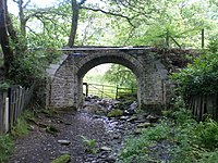 Viaduct next to Dolgoch Station. - geograph.org.uk - 496030.jpg
