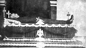 José Vicente Cuadra - Image: Vicente's Last Rest