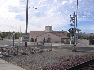 Victor Valley Transportation Center - Image: Victor Valley Transportation Center 2118 16