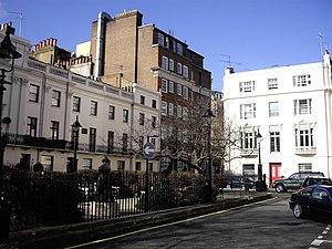 Victoria Square, London - Victoria Square in 2009