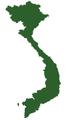 Vietnam green map.png