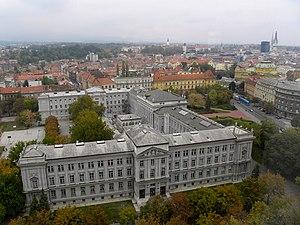 Education in Croatia - Elementary school of Izidor Kršnjavi, Mimara Museum palace, Zagreb