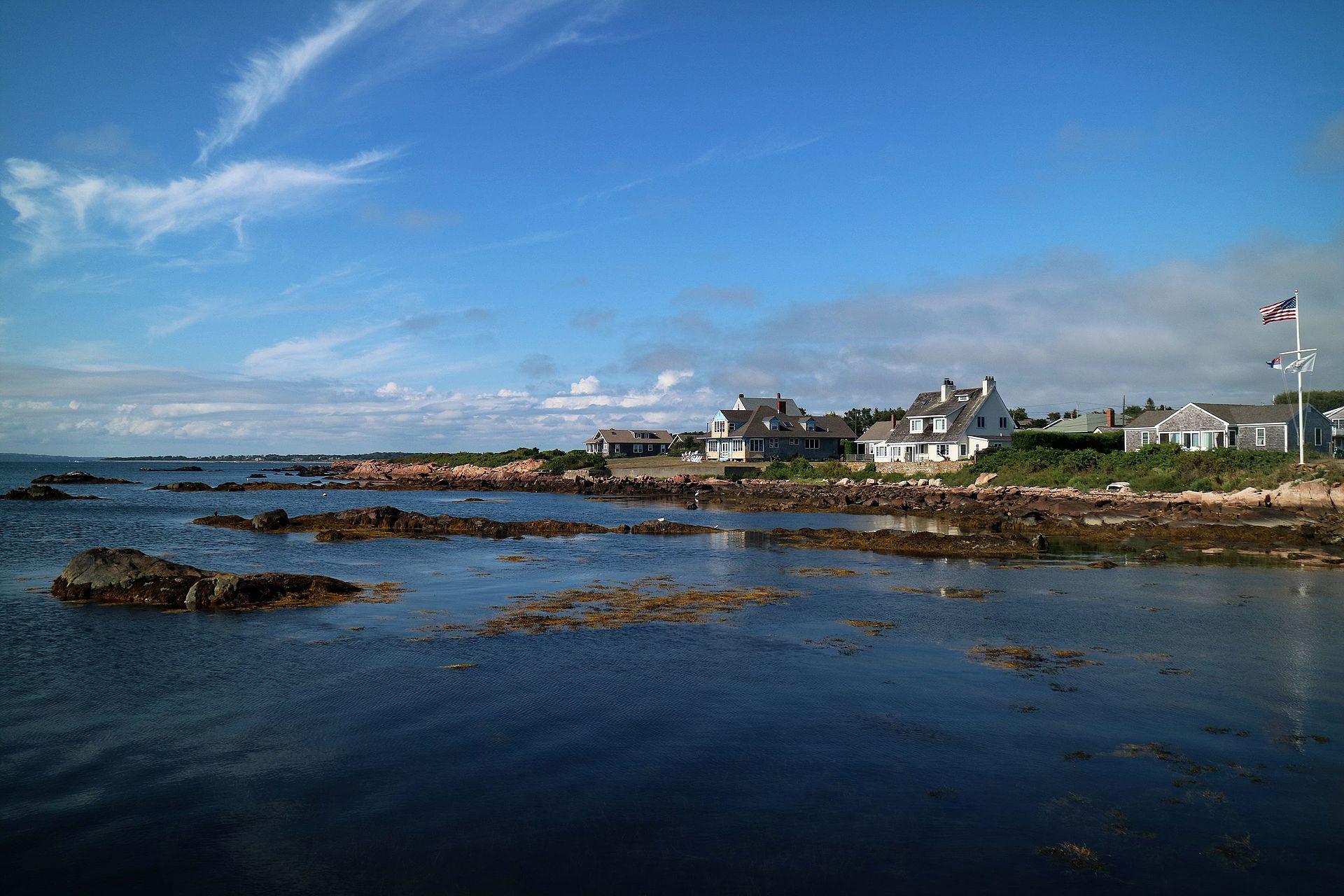 Rhode Island Localisation
