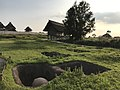 View near Northern Inner City in Yoshinogari Historical Park 1.jpg