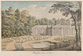 View of Flower Garden and Aviary at Kew MET DP862734.jpg