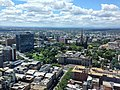 View of Melbourne looking east from CBD.jpg