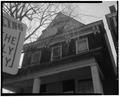View south, north front of 174 Zane Street - 174 Zane Street (House), Wheeling, Ohio County, WV HABS WVA,35-WHEEL,46-6.tif